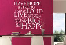 Office / Home Decor Ideas / by Stevie Keen