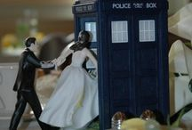 The Doctor's Wedding / If hubby & I ever have another wedding.. / by DreadPirate Angi