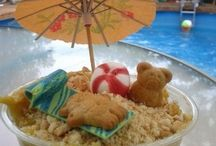 Children Food And Deserts / by Heather Harrison