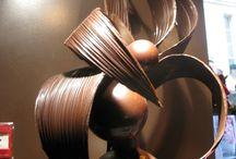 Chocolate Sculpture / by Piotr Krzciuk