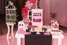 Jasmins 5th birthday ideas / by Tiffany Harris