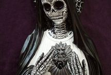 Day of the Dead / Dia de Los Muertos / by Curves and Chaos™