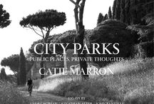 CITY PARKS / http://www.harpercollins.com/books/City-Parks-Catie-Marron/?isbn=9780062231796 / by HarperCollins