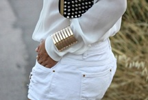 White! / by Charlotte Lindstrom