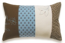 One-Of-A-Kind DHARMA Pillows / by Delinda Boutique