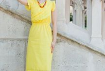 Yellow / by Carrie Wildes Photography