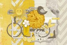 DESIGN: DigiScrapping / by Kristina Smith