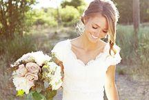 Dream Wedding / My Wedding Day / by Lindsay Burwell