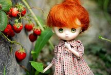 JerryBerry Dolls / by Connie McBride Johnson