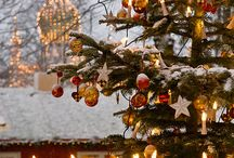 Christmas Around the World / by Pine Cones and Acorns Blog