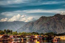 Dal Lake, Srinagar, India / by Keshav D