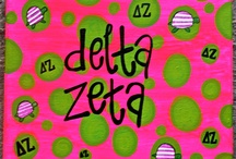 Delta Zeta <3 / by Hailey Orwig