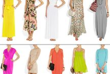 What to wear on a cruise  / by Maria Hernandez