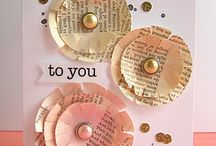 ScrapBooking,Wrapping & Tags / by Kathleen Cusick Shea