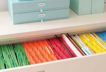 Getting Organised / by Sarah Homans