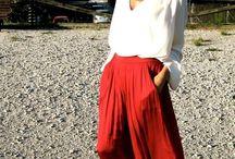 FALL Fashion ideas / by Beth Baden