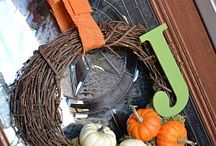 Fall Decor / by Selina Scott