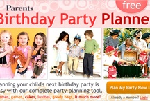 Parties and Entertaining / Birthday parties!  Parties for kids.  Hosting and entertaining / by Jessica Davis