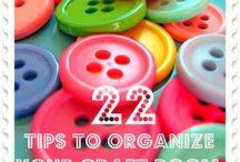 Organize It / by Teresa Fields