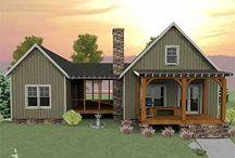 House plans / by Blossom Shaffer