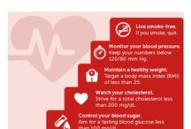 Heart Healthy / by Leslie Carpenter