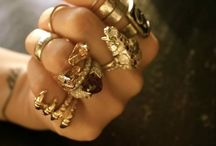 Fashion: Jewellery / Jewellery - rings, necklaces & bracelets Most posts from : http://the-classy-killer.tumblr.com/ / by Killer Aesthetic