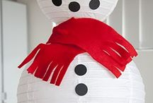 snowmen / by Paula Martin