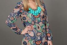 Long sleeve dress / by Roopa Bombore