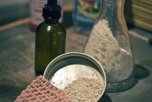 Pampering Self Care Recipes / DIYed health and beauty products, many featuring herbs and essential oils (health recipes will mostly be on Natural Medicine Chest board) / by Melayla O