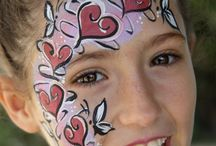 face paint  / by Carly Losee