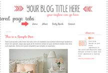 #BlogLove / Pinning awesome blog posts. / by Jenny Taylor