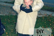 Creative DIY a Halloween Costume Sweeps / by Craftbaby