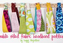 Sewing Tutorials / by Fabric Shoppe Jody