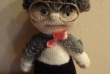 Crochet dolls / by Donna Schooley