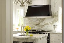 INTERIORS: BEAUTIFUL KITCHENS / by Ana Damaris Then / White Linen Interiors LLC