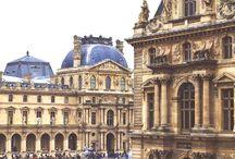 Travel EUROPE |Paris / by Romy Mlinzk | snoopsmaus