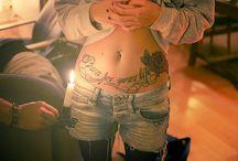 Stomach Tattoo / by Carson Heiny
