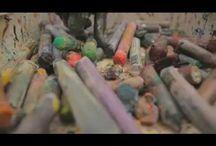 Art Tutorials (to keep) / Art lessons / by Vera Tchikovani