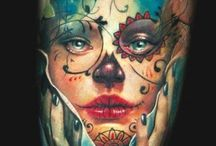 tattoos / by Melanie Kroll