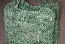 knitting crochet projects / by Sandy Graves