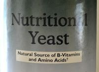 Nutritional yeast / There are so many creative ways to use nutritional yeast / by Deb Miles