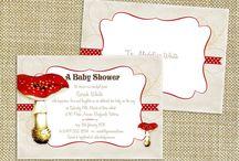 Sissys baby shower  / by Lauren Sprague
