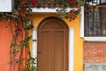 Guatemala: Doors / by VisitGuatemala Heart Of The Mayan World