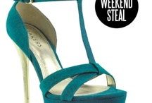 PUMP ya brakes!   / Pumps (and other cute shoes) that stop traffic ;)  / by Itisha Morgan