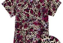 Animal Print Scrubs / by Tafford Uniforms