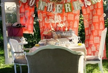 A Wonderland Tea Party / One day I will have this party.   / by Adalune