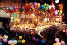 Party Ideas / by Sarah Ford Dugal
