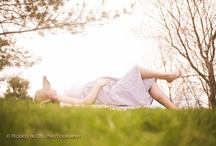 Outdoor Maternity Photo Inspiration / by Rita Muller