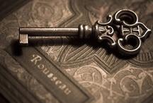 Antique keys / by Julie-Ann Neywick