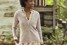 Women's Pullovers / by Loop